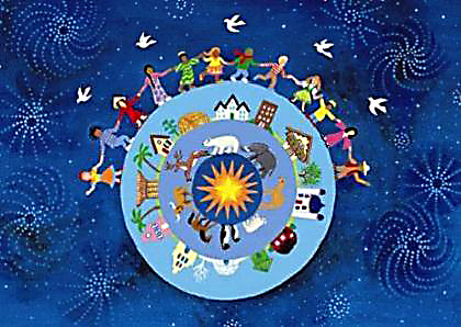 We Are One World | One World, One Heart Beating
